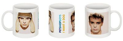 Pet Shop Boys - I Want A Dog Coffee Mug *new & Exclusive ~ Ltd Edition*