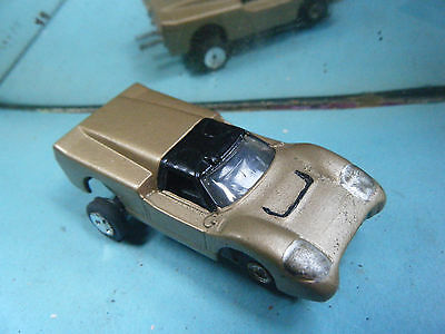 Model Motoring Vintage  Ford J Car Painted with ultra G chassis Aw Exhaust pipe