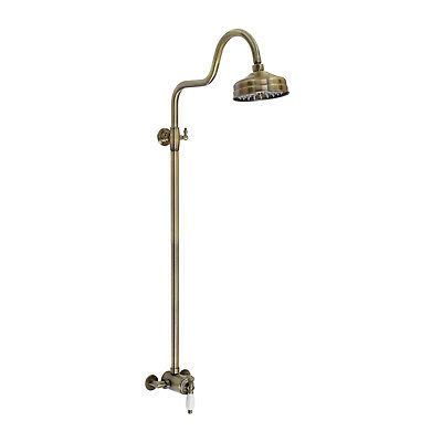 ENKI Sequential Thermostatic Shower Set Traditional 15 Antique Bronze WINCHESTER