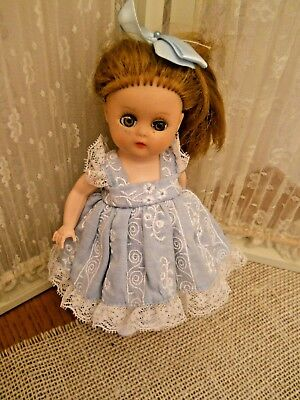 """Story Book Dolls, """"Muffie"""", Immaculate Dressed, 8"""""""