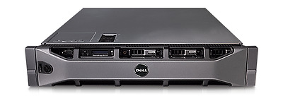 Dell PowerEdge R810 4 x 8 Core Xeon L7555 512GB RAM