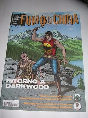 Fumo  Di  China  N°  222  ( Cover  Con  Zagor ) - 2014