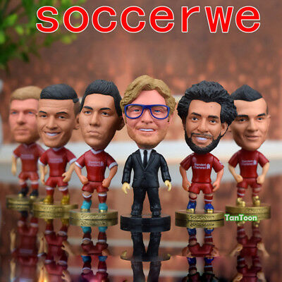 """Soccer LIV Star Player 2.5"""" Action Doll Toy Figure New Season"""