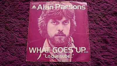 "The Alan Parsons Project ‎– What Goes Up ,  Vinyl, 7"", Single , 1979 , Spain"
