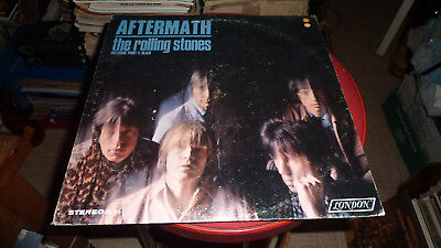 The Rolling Stones Aftermath 1964 -Lp/33T London Import Usa Ps 476