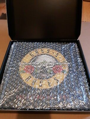 Guns N Roses VIP Not In This Lifetime Hardcover Book Rare. only 4000 made