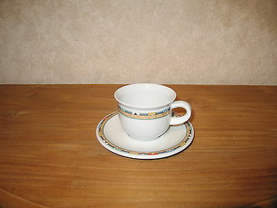 ESCHENBACH *NEW* FIVE Tasse et soucoupe Cup with coaster