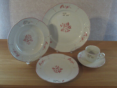 VILLEROY & BOCH *NEW* Val Rouge Set 7 pcs V&B
