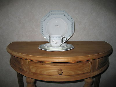 VILLEROY & BOCH HEINRICH *NEW* Palace Set 3 Assiettes + 1 Tasses V&B