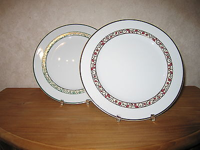GUY DEGRENNE *NEW* Fer Forgé Vert 1 Assiette plate