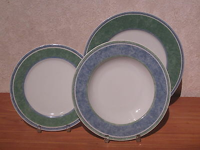 VILLEROY & BOCH *NEW* Switch 3 Costa Set 18 assiettes V&B