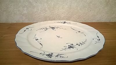 VILLEROY & BOCH *NEW* Vieux Luxembourg Plat rond 33cm V&B