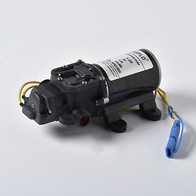 SINGFLO Automatic 12V 1.5GPM 30 65 PSI Water Pump f Boat and RV 4 Year Warranty