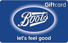 £100 Boots Gc