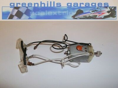 Greenhills Scalextric BMW 318i  headlight and loom with engine  – Used P1999