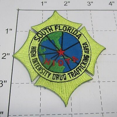 Hidta High Intensity Drug Trafficking Area Police Narco South Det Florida Patch