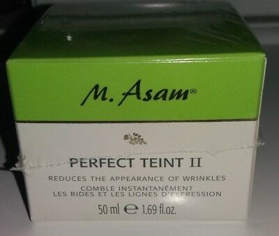LIFT EXPRESS+DE M.ASAM PERFECT YEINT ll neuf sous blister 50 ml vu télé pv 35.99