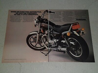 1980 Yamaha Xs650 Special Article / Ad