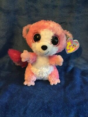 Ty Beanie Boo Bubblegum TAGGED UK EXCLUSIVE 6""