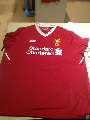 Liverpool Football/soccer Shirt Size Large