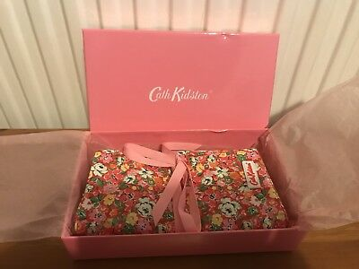 Brand New Boxed Cath Kidston Jewellery Roll/Holder