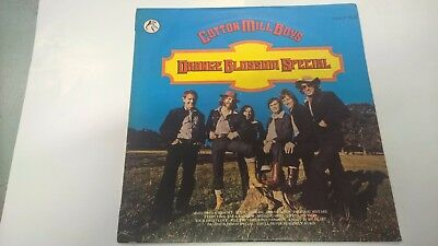 COTTON MILL BOYS - Orange Blossom Special - LP IRISH SHOWBAND COUNTRY 1976