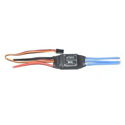 Simonk Firmware 30A ESC Electric Speed Controller w 5V 3A BEC F 2 to 4s Battery