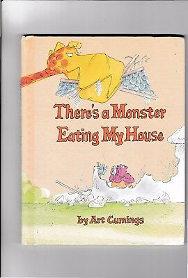 There's a Monster Eating My House---Art Cumings---1st1981