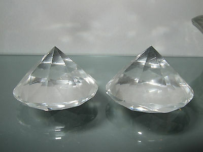 Teardrop Shaped Crystals