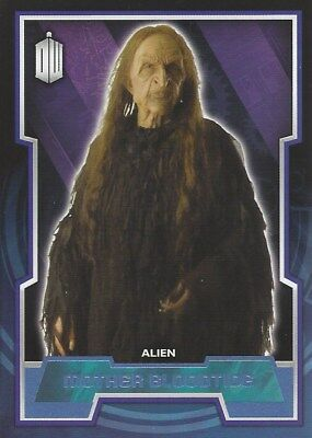 Parallel Base Card Blue 84 023/199 Mother Bloodtide Doctor Who 2015 Topps