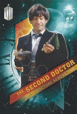 Doctors Across Time 2 of 13 Second Doctor Who Timeless 2016 Patrick Troughton
