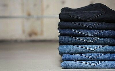 Ten Pair Of Jeans - Mixed Lot - Great Condition!