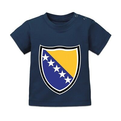 Bosnia Shield Baby T-Shirt