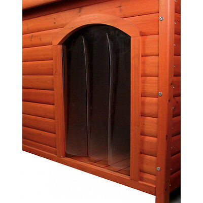 TRIXIE Plastic Door for Doghouse, Various Sizes, NEW