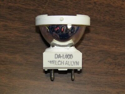 Welch Allyn DA-L400 Hg Vapor Bulb for Reveal Camera