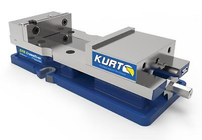 "Kurt DX6 6"" CrossOver Vise (NEW)"