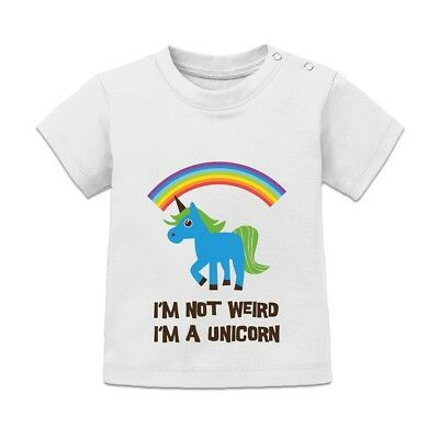 Weird Unicorn Baby T-Shirt