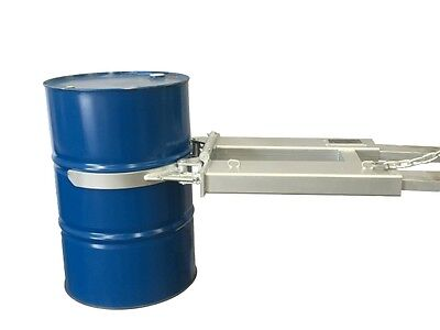 Forklift Drum Lifter Single Drum Lifting Clamp