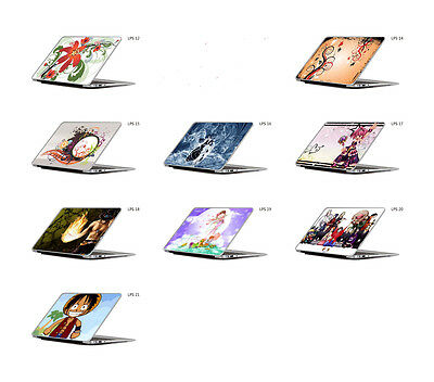 """15.6""""  inches 3D Laptop Skin for Major Brands, Toshiba, Acer, HP, Dell, Asus,"""