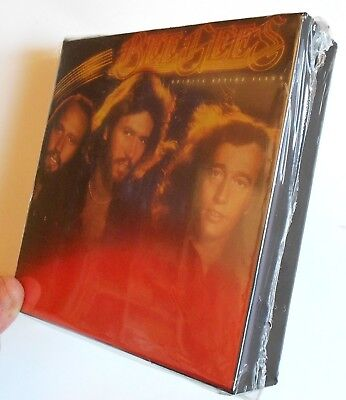 Bee Gees Spirits Having Flown  Empty Box For Japan Mini Lp Cd