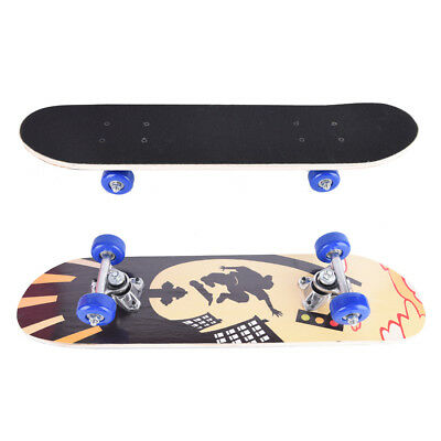 1pc high quality printing street graffiti style skateboard deck for child skate