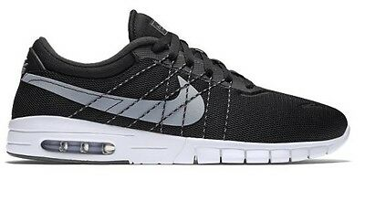 Nike SB Koston Max Black/Wolf Grey-White Men's Shoes