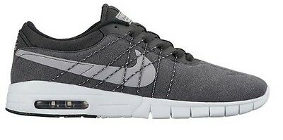 Nike SB Koston Max Anthracite/Wolf Grey-White-Black Men's Shoes