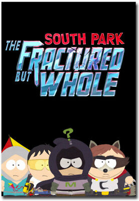 "South Park The Fractured But Whole Fridge Toolbox Magnet Size 2.5"" x 3.5"""