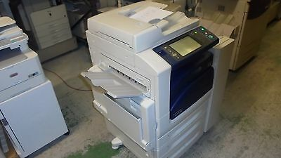 XEROX WORKCENTRE 7535i COLOUR PHOTOCOPIER AND FINISHER (EXPORTERS ONLY)