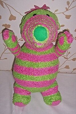 """Baby Pom From Tv Series Fimbles Large Soft Toy12"""" Approx  In Vgc"""