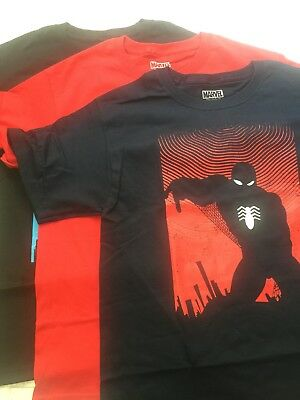 Marvel Avengers Super Heroes Boys Shirt Size 18 XL Extra Large - Lot of 3 Shirts