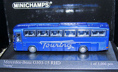 Minichamps Scala 1:160 Bus Mercedes Benz 0303-15 Rhd Art. 169 036082