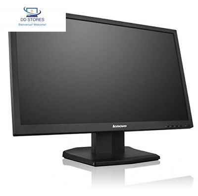 Lenovo LT2423 Wide flat panel monitor 1920x1080p 16:9