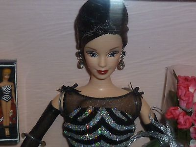 Rare 1999 Convention 40th Anniversary Brunette Barbie ~ Signed By Ann Driscoll !